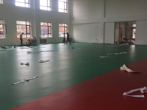 齐齐哈尔运动地胶