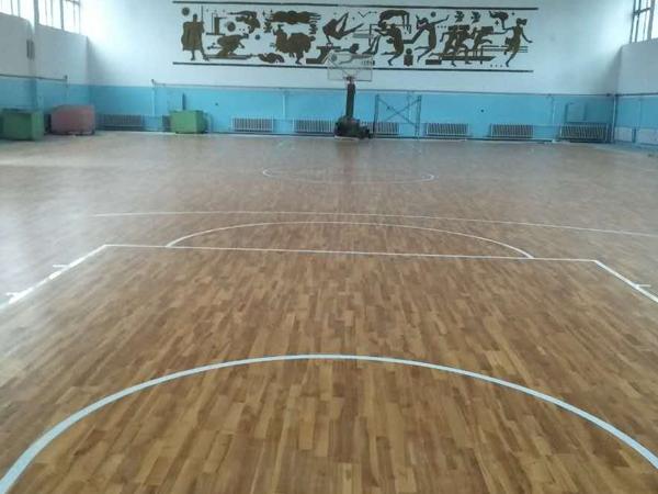 齐齐哈尔运动木地板